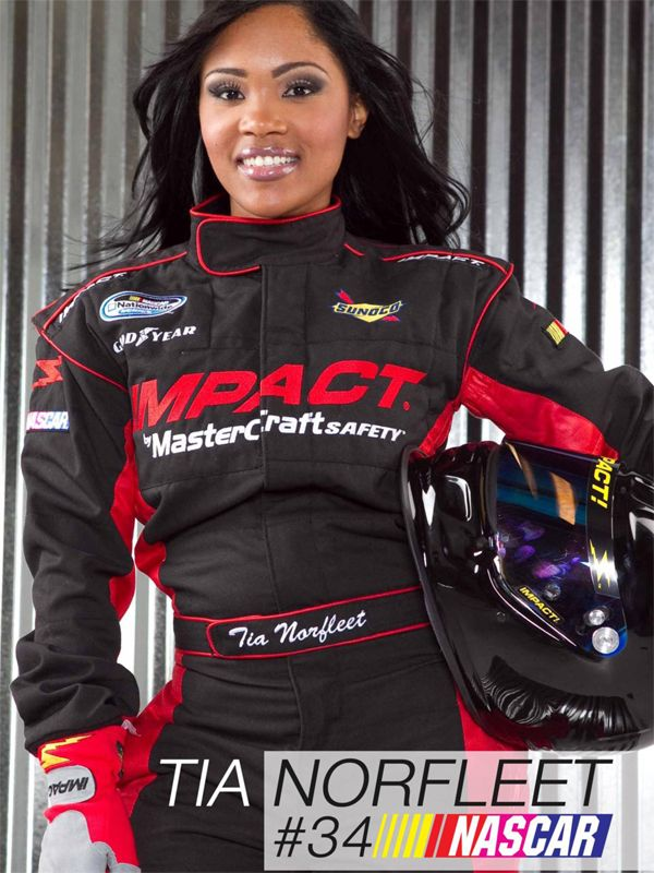 women race car drivers | First black female race car driver for NASCAR