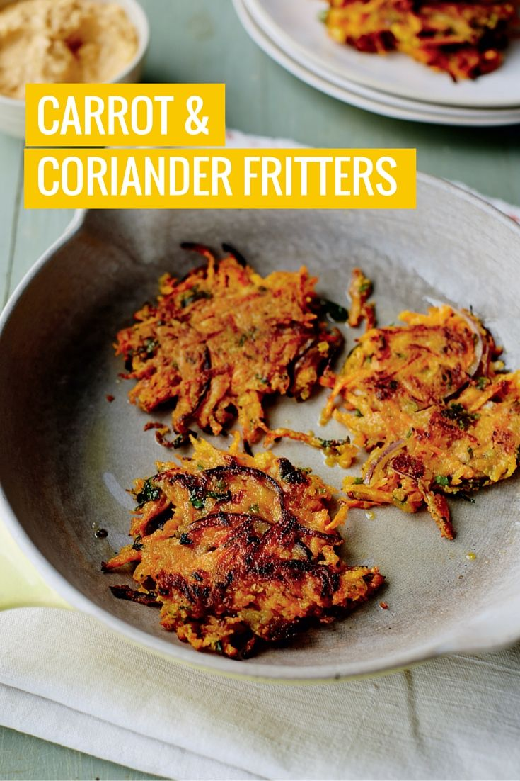 Grate your way to some seriously tasty fritters for a zingy lunch or light supper! These contain Organic Burst Baobab for extra flavour and Vitamin C, to support your immune system.