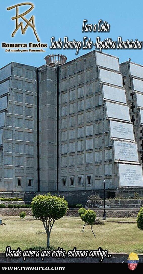 📈📌Comúnmente conocido como Faro Colón es un monumento y museo dominicano construido en honor a Cristóbal Colón, descubridor del Nuevo Mundo, ubicado en Santo Domingo Este, República Dominicana. #Venezuela #RepublicaDominicana #Peru #Chile #Colombia #Panama #Aruba