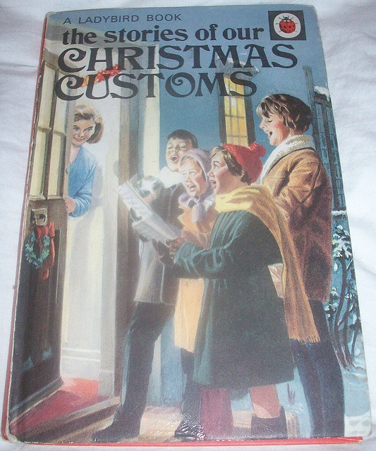 Ladybird Book - Christmas Customs by Florence, via Flickr