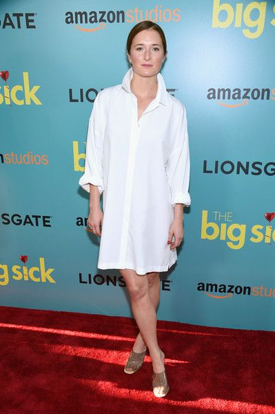"""Grace Gummer attends """"The Big Sick"""" New York Premiere at The Landmark Sunshine Theater on June 20, 2017 in New York City."""