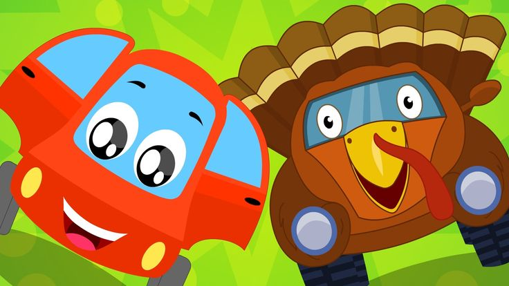 Little Red Car | Turkey Song | Thanksgiving Song #thanksgivingsong #litteredcar #turkeysong #kids #parents #family #entertainment