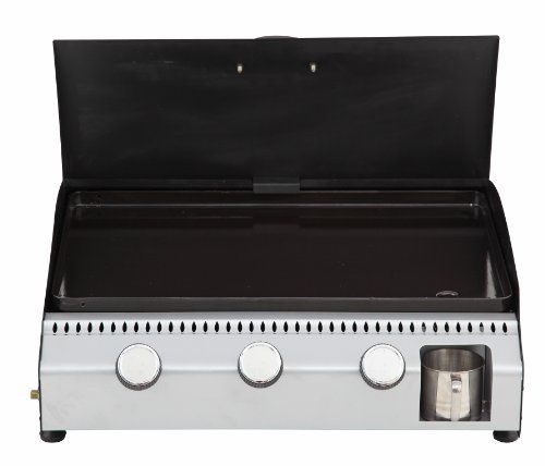 Tepro Plancha Rockville Gas Grill im Test