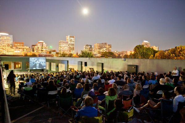 Downtown Portland Summer Outdoor Film Series: 2016 Top Down Rooftop Cinema @ Hotel deLuxe  Movies, Music, Food & Drinks