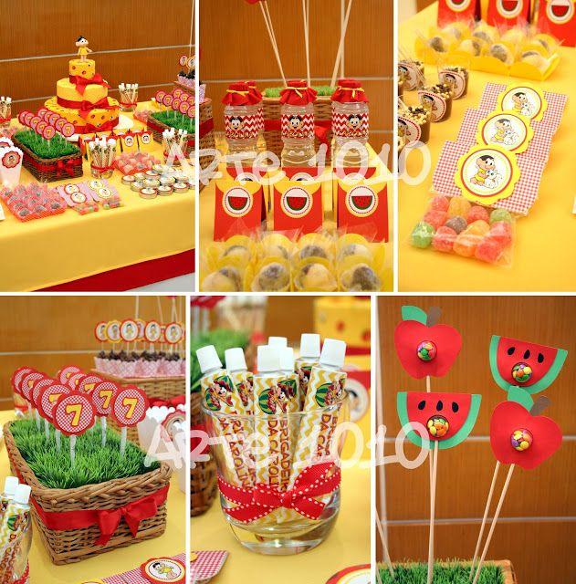 Arte 1010: Festa da Magali