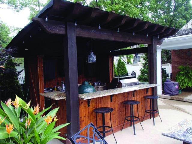 Gazebos To Create Your Patio Area A Social Location Gazebo Bar Diy Outdoor Bar Outdoor Kitchen Bars