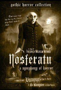Nosferatu, eine Symphonie des Grauens (1922): Max Schreck is unforgettable in this classic horror tale as the vampire Graf Orlok.