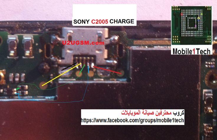 Sony Xperia M C2005 Usb Charging Problem Solution Jumper Ways