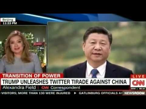 Information overload: TRUMP UNLEASHES TWITTER TIRADE AGAINST CHINA Break...