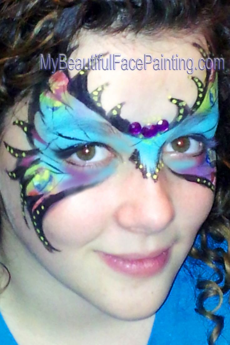 102 best Face painting images on Pinterest | Makeup artistry ...