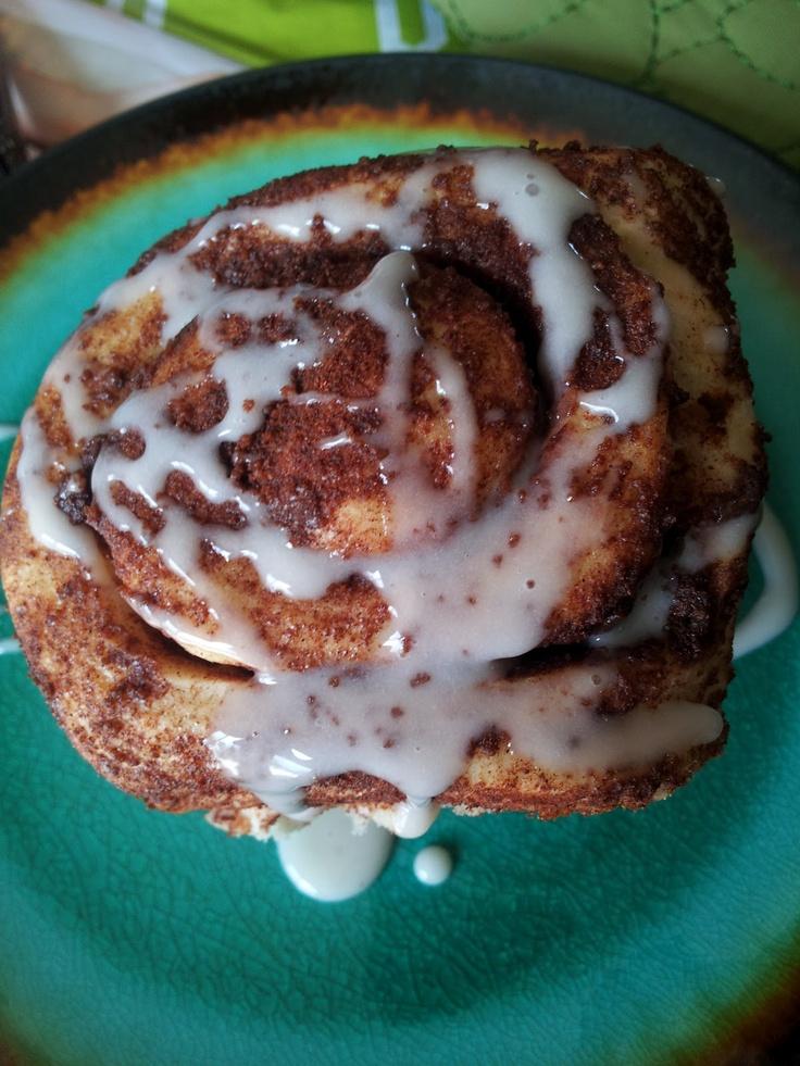 Canadian Moms Cook: Sugar Bowl Cinnamon Buns