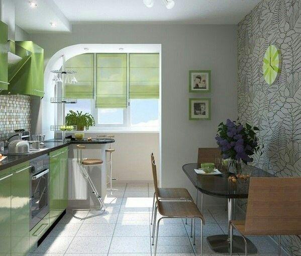 Дизайн кухни Лайк, если нравится!