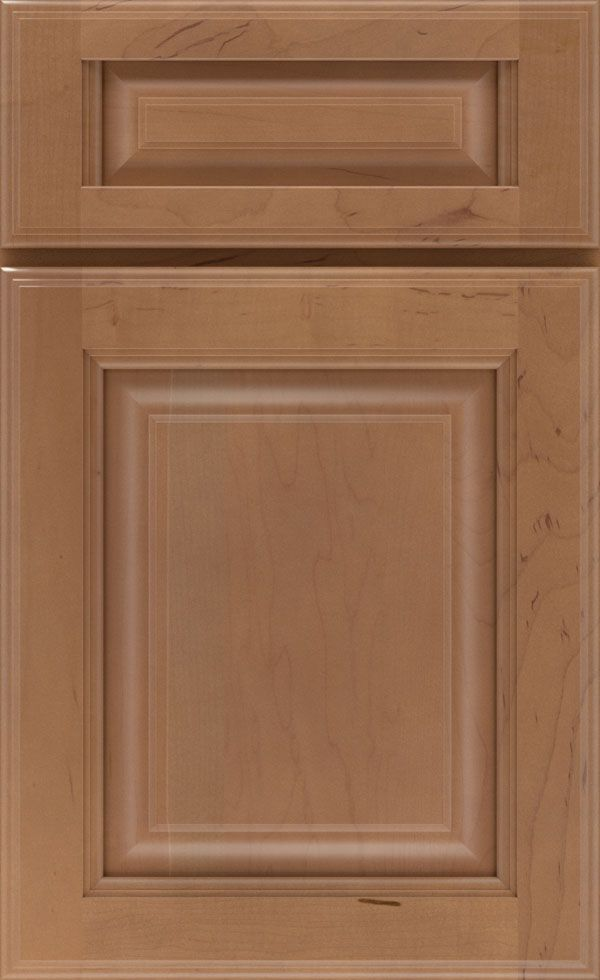 schrock the cabinet door style is available in maple and cherry wood with a wide
