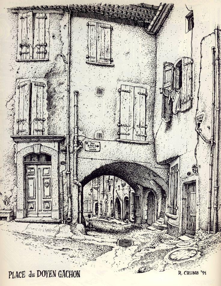 R. Crumb - Sketchbook