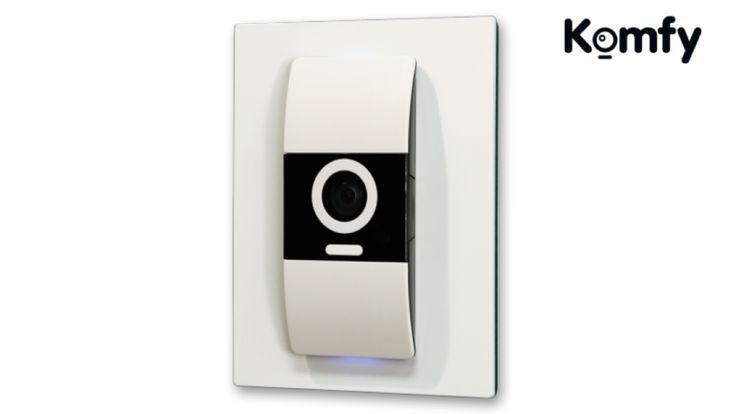 D-Link Komfy - intelligenter Lichtschalter mit einer Kamera und Sensoren http://www.projekt-hausbau.ch/news/hausautomation-news/d-link-komfy-intelligenter-lichtschalter-mit-einer-kamera-und-sensoren