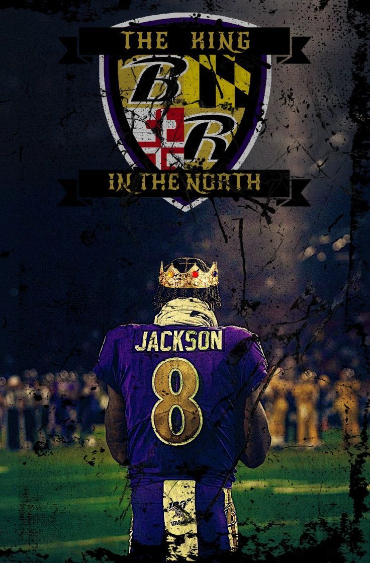 Nfl Wallpaper Iphone In 2020 Nfl Football Wallpaper Ravens Football Lamar Jackson