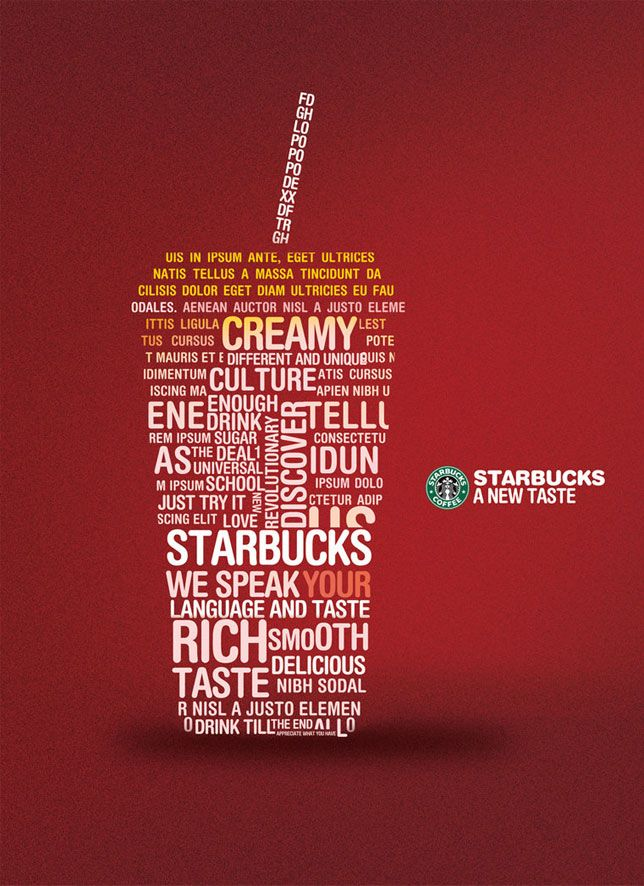 creative starbucks print ads (3)