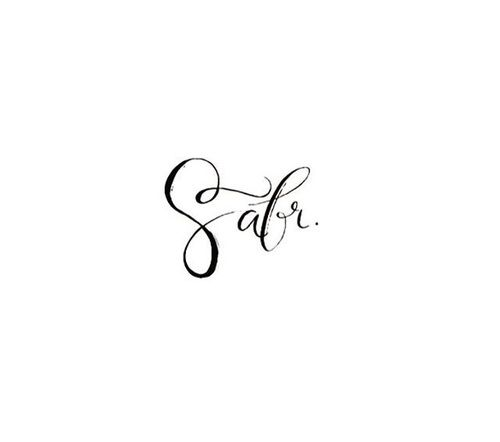 Saber...