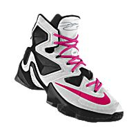 I designed the white, black and pink Colorado Buffaloes Nike women's basketball shoe to support breast cancer.