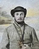 CSA: Soldier Slouch, Picture, Time, Confederate Southern, Slouch Hats, Confederate Images, Portrait Confederate, Terrific Portrait, Confederate Soldiers