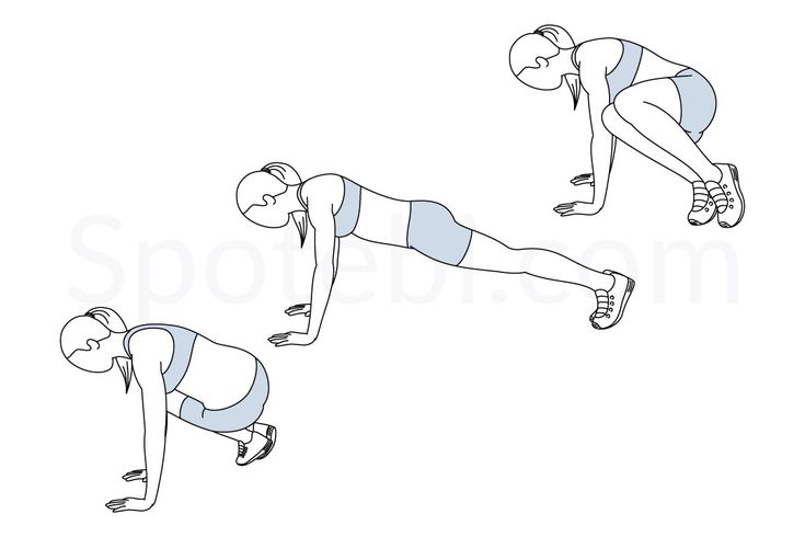 exercise instructions with pictures
