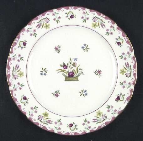 my pattern--purchased at Harrods on my honeymon to London Shipped to our new home in St. Louis in a wooden crate packed with straw!  sc 1 st  Pinterest & 40 best COLLECTIONS: Just Dinner Plates images on Pinterest   Dish ...