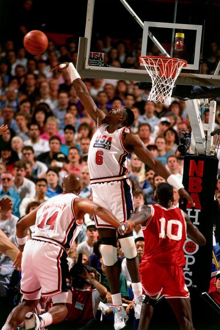 Patrick Ewing / Dream Team 92