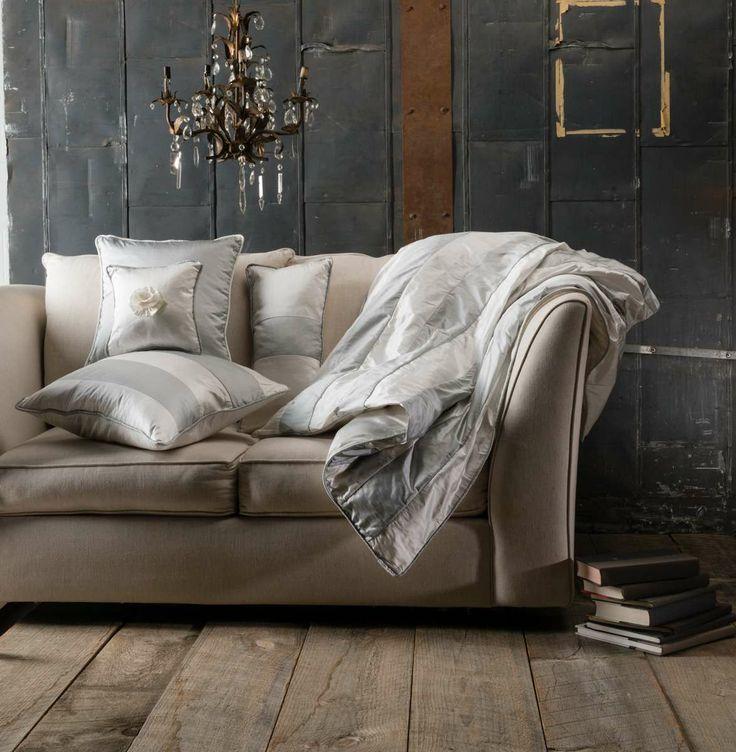 Keats Pillows and Throws