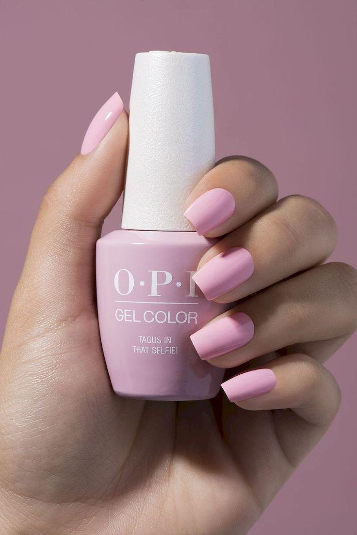 45 Beautiful Women Style 2019 with Type Opi Nail Polish