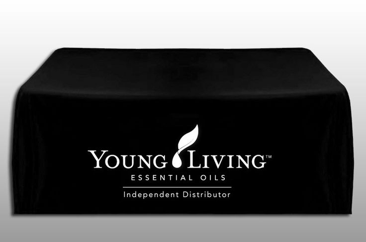 Young Living Essential Oils Rectangular Tablecloth  Young ...