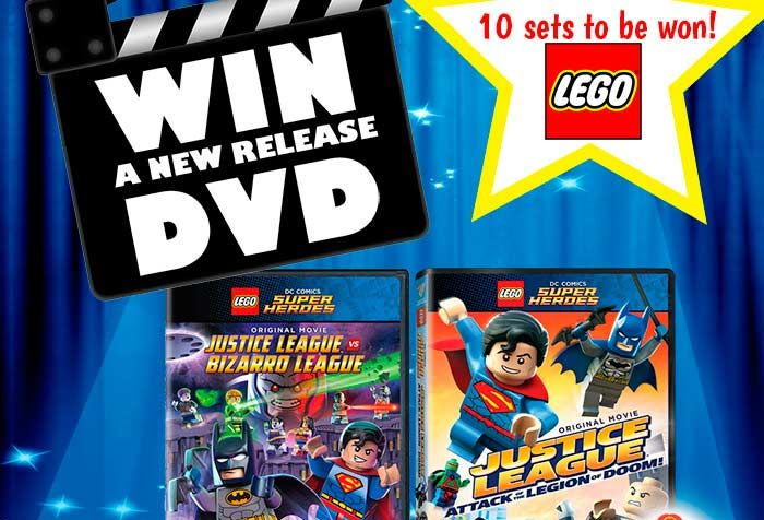 Win 1 of 8 Lego Justice League Prizepack Giveaway - Mum Central closes 25/08