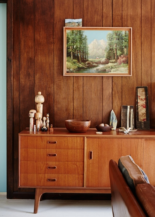 julie paterson blue mountains shack. via the design files. by sean fennessy. #KBHomes