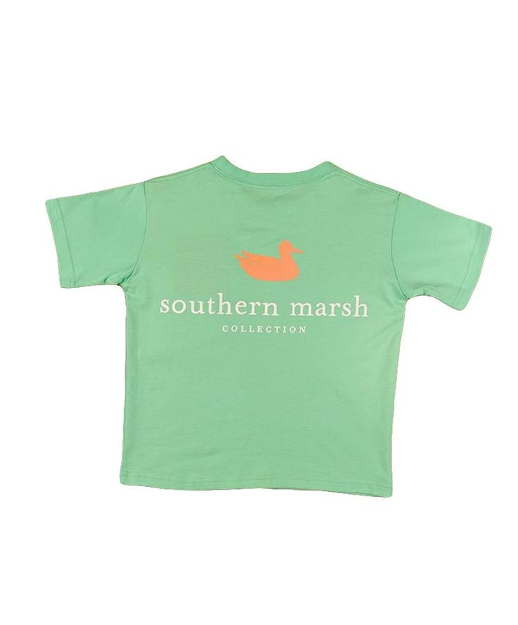 Southern Marsh Youth Authentic Tee Ry Dressed To