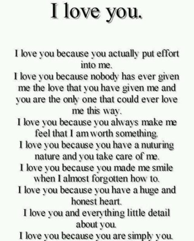 best love paragraph for your girlfriend