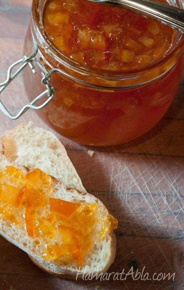 Portakal Reçelinin yapımı hakkında birçok yöntem vardır aslında. Fakat ben pratik olanları tercih ediyorum her zaman. İşte benim Portakal Reçelimin tarifi: