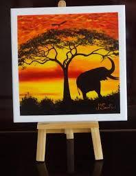 pintura africana abstrata ile ilgili görsel sonucu