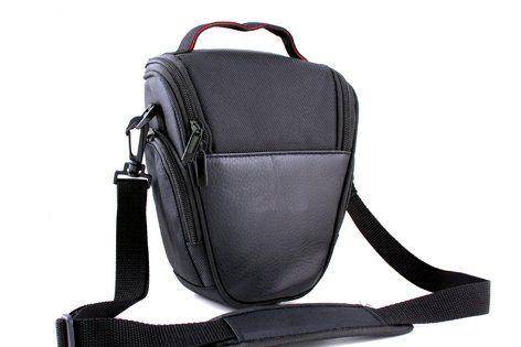 Etui imperméable noir pour appareils photo Canon EOS 100D 550D 600D 6500D 700D 1100D,50D 60D 70D,7D,6D SX50,Nikon D7100 D7000 D5100 D5200,D3...