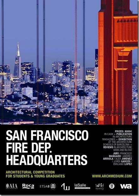 Concurso Estudiantes de Arquitectura y Jóvenes Arquitectos: SAN FRANCISCO FIRE DEPARTMENT HEADQUARTERS