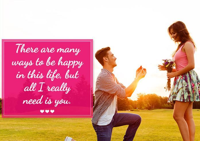 Best Proposal Quotes 2
