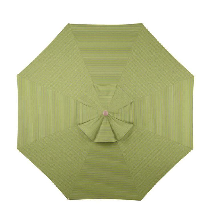 11' Umbrella Replacement Canopy