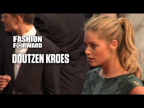 (11) Model Doutzen Kroes Lets Husband Sunnery James Pick Out Her Clothes - YouTube