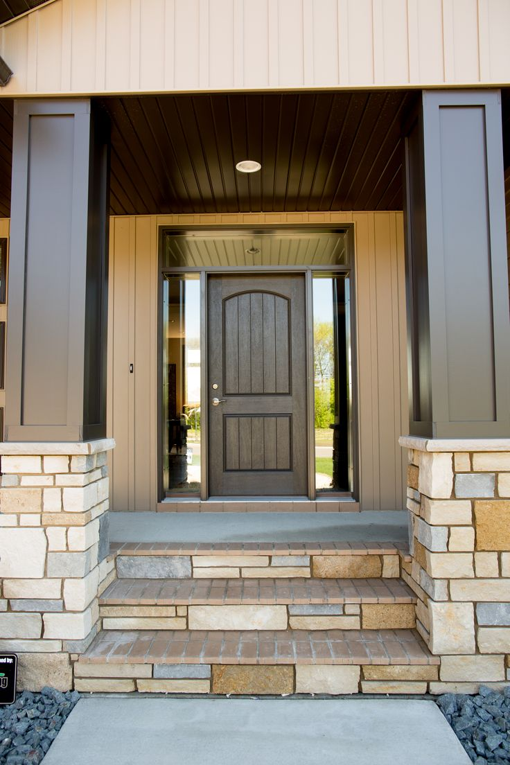 exterior doors a beautiful planked arch top fiberglass door prefinished