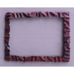 Frame design WROUGHT IRON for mirror or photos with or without LED. Customize creations. 850*