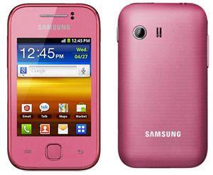 £33.99 - Samsung Galaxy Y S5360 Bubblegum Pink (Unlocked) Smartphone Android  http://www.ebay.co.uk/itm/Samsung-Galaxy-Y-S5360-Bubblegum-Pink-Unlocked-Smartphone-Android-/261514717843?pt=UK_Mobile_Phones&hash=item3ce37dea93