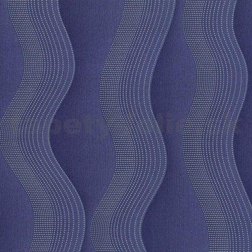 Vliesové tapety na stenu Studio Line - Graceful vlnovky modro-fialové | tapety-folie.sk