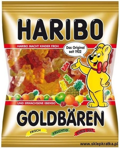 Haribo - Golden Bears