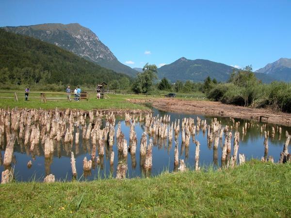 #BioPalafitte #Fiavé #Unesco #Termedicomano #Trentino #vacanzamontagna #sport #bike #visitacomano #comanogiudicariebike #biketour #mtbtour #escursionebike