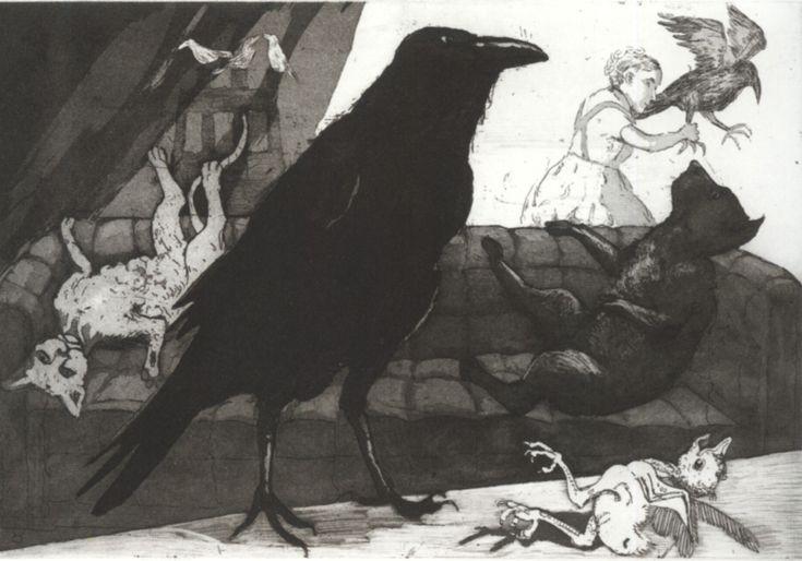 The Crow's House