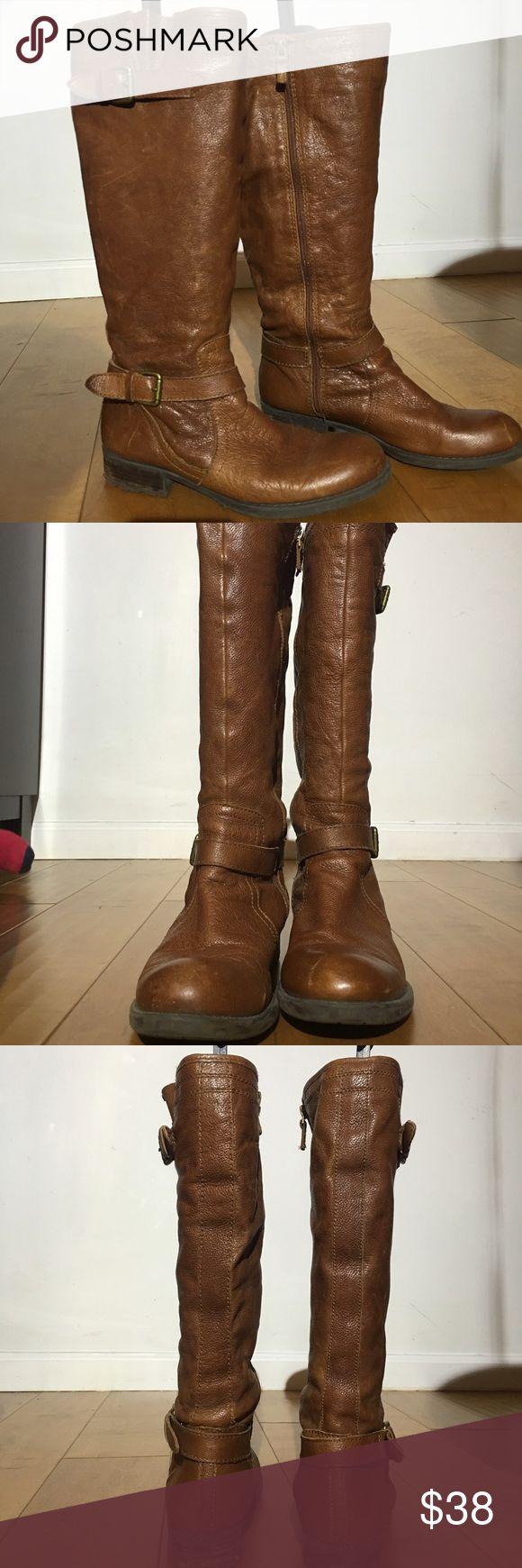 Franco Sartos soft leather boots Franco Sarto soft leather boots Franco Sarto Shoes