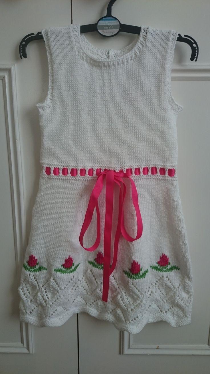 Litlle girls summerdress